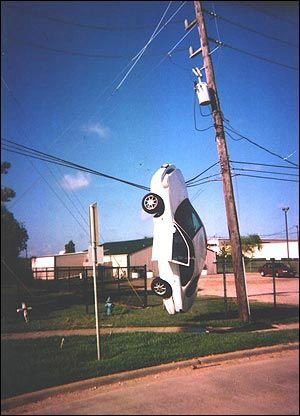 Really weird and terrible accidents picture
