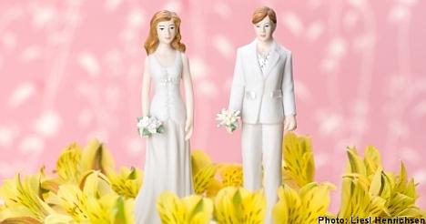 lesbian kahwin