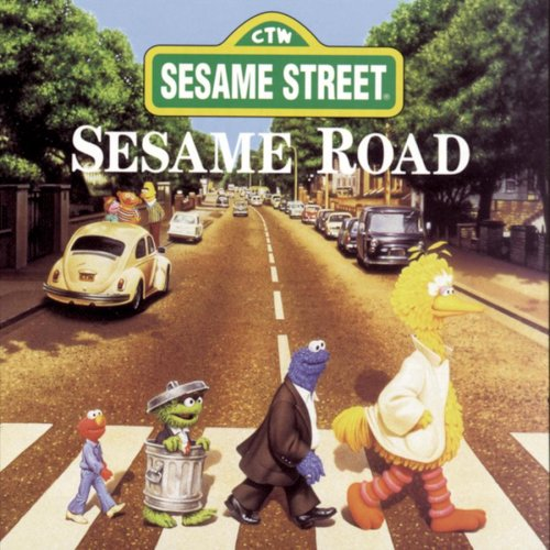 Sesame Street - Abbey Road